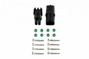 Connect 37329 18 Piece Automotive Electrical Delphi Connector Kit